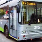 Аэропорт Толмачево и Новосибирск свяжет троллейбус