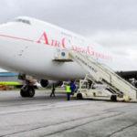 Толмачево серифицирован на ТО и ремонт компонентов Boeing 747-400 и MD-11