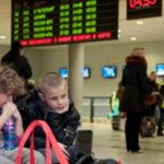 Пассажиропоток аэропорта Толмачево за 11 месяцев составил 2,5  млн человек