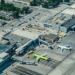 Терминалы в аэропорту Толмачево объединят в один